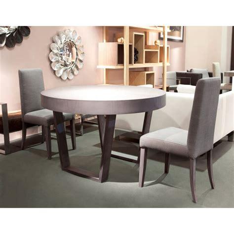 table de salle 224 manger ronde artys azea d 233 co en ligne