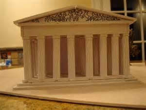 parthenon template the parthenon athens greece model all