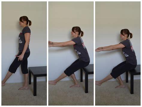 1 leg bench squat leg exercises man bicep