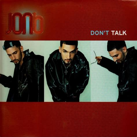 5 Donts When Talking by Jon B Don T Talk 12 Temple Of Deejays