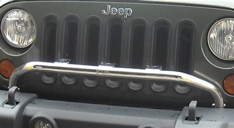 how to install kc lights on jeep wrangler