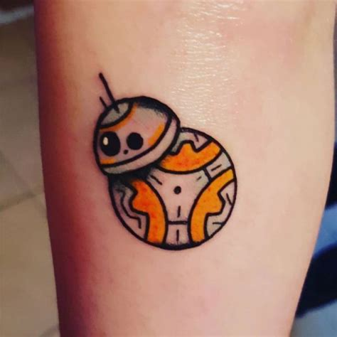 small star wars tattoos the is with these tiny wars tattoos neatorama