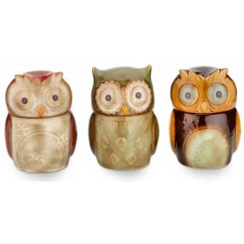 enchanted owl canisters wrappings