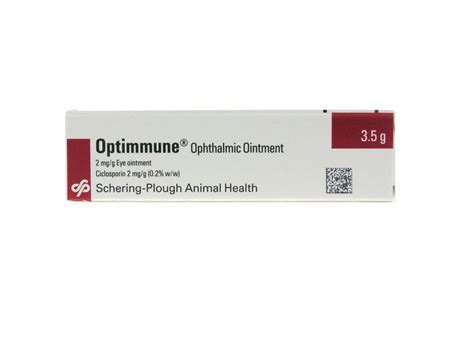eye ointment for dogs optimmune pet healthcare advice centre