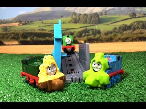 Whiff Die Cast And Friends and friends take n play die cast trains whiff and spills and thrills