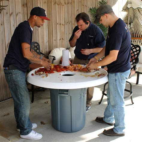 Cajun Crawfish Table by Cajun Crawfish Table Ultimate Patio
