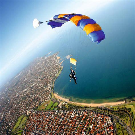skydive melbourne  locations  choose