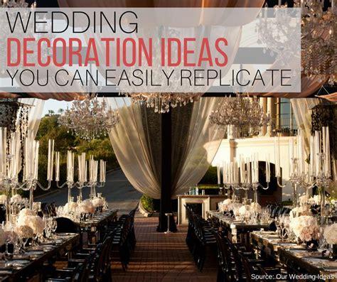 Wedding Budget Diy by Wedding Decoration Ideas Wedding Decorations On A Budget