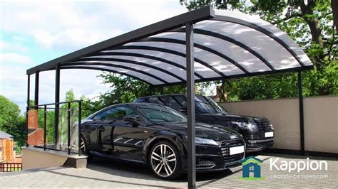 carport canopy 2 car bespoke freestanding