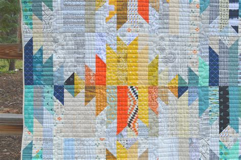 Patchwork And Quilting - american patchwork and quilting wavelength quilt color