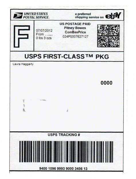 printable postage labels printable shipping labels bing images