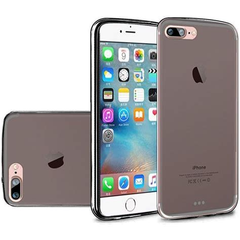 for apple iphone 7 6s 6 plus tpu rubber phone skin cover