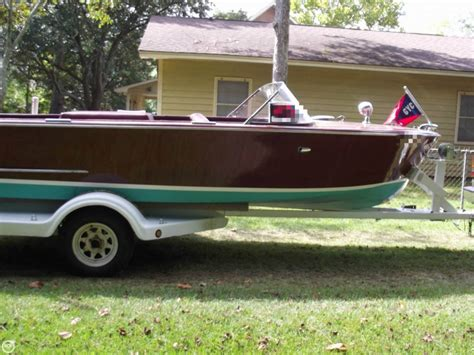 boats for sale in ms 1959 chris craft 16 power boat for sale in gulfport ms