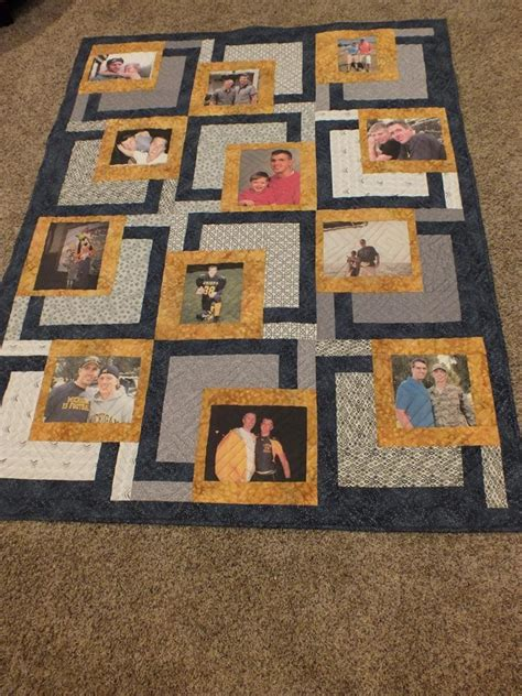 The Memory Quilt by Fleur De Lis Quilts And Accessories Sunday Quilt