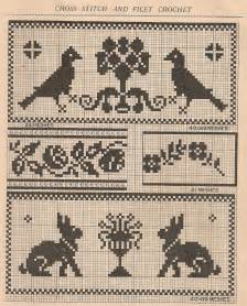 sentimental baby free simple vintage cross stitch patterns