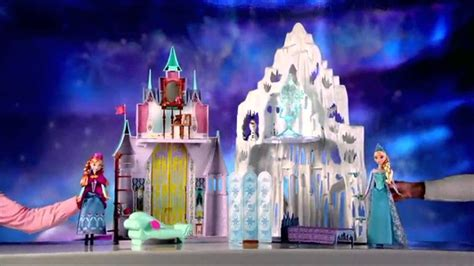 frozen doll house frozen doll house disney frozen dolls from mattel