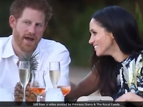 meghan markel and prince harry jab prince harry met meghan markle happy and in love