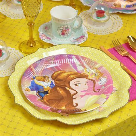 la e la bestia immagini disney piatti la e la bestia festa festa la e
