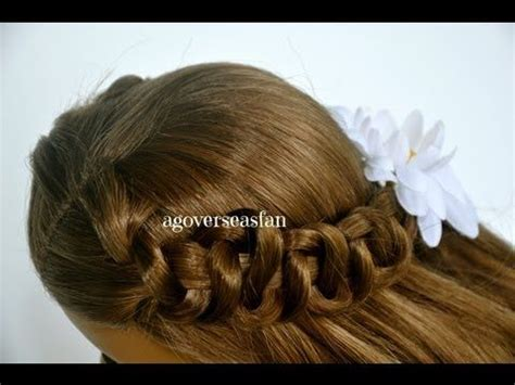 easy hairstyles for your american easy braid hairstyles for american dolls