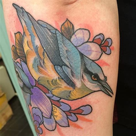 tattoo pen up close quot close up of nuthatch today redtattooandpiercing tattoo