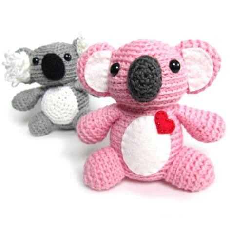 crochet pattern koala bear koala crochet pattern freshstitches
