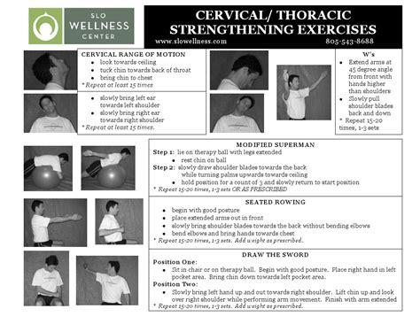 slo wellness center neck back strengthening