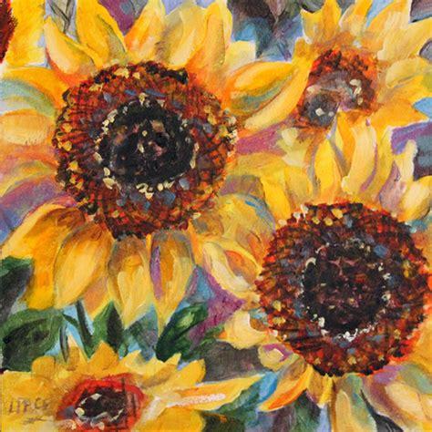 manufacturer famous sunflower painting famous sunflower texas contemporary fine artist laurie pace sunflower