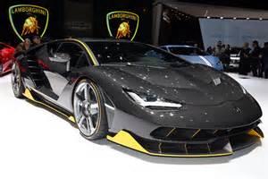 Lamborghini Geneva Lamborghini Centenario At Geneva 2016 Car Design