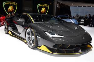 Lamborghini Centenario at Geneva 2016   Car Body Design