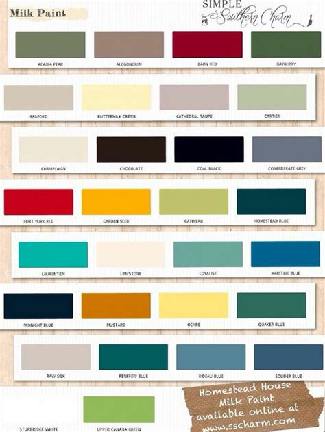 milk paint colors 17 best images about painting products we sell on