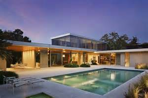 Home Design Story Pool L Shaped Residence In Mexico Showcasing Bright Interior