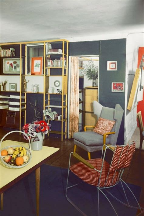 1950s house interior meet the original hipsters 12 photos from fifties house