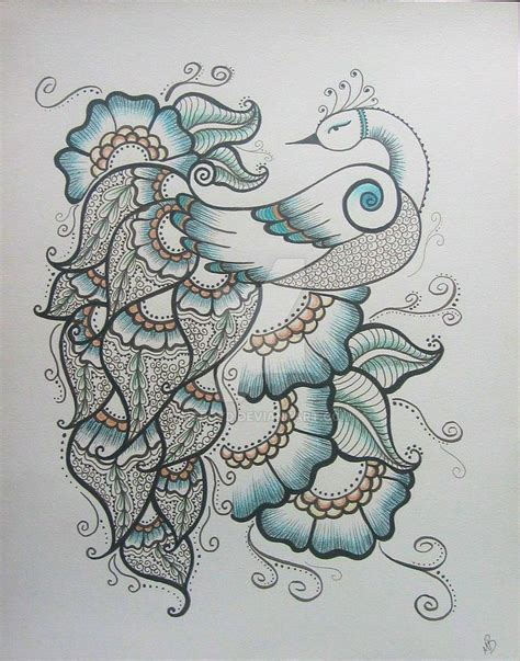 henna design paper henna peacock 1 by msboyd on deviantart peacocks