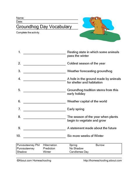 groundhog day vo groundhog day