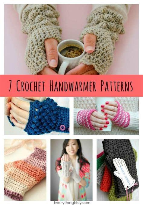 Stitch Handwarmer 153 best images about free crochet wrist warmers mittens