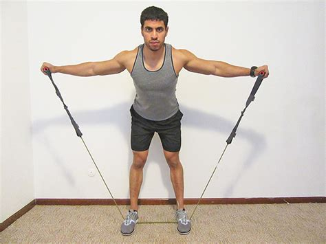 lateral resistor band exercises 10 resistance band exercises to build total strength