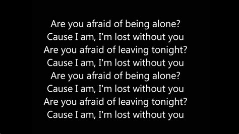 Blink 182 Im lost without you Lyrics - YouTube I'm Lost Lyrics