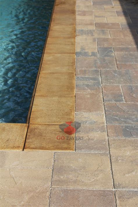 Lafitt Patio Slab by Belgard Lafitt Patio Slab Color Pool Designs