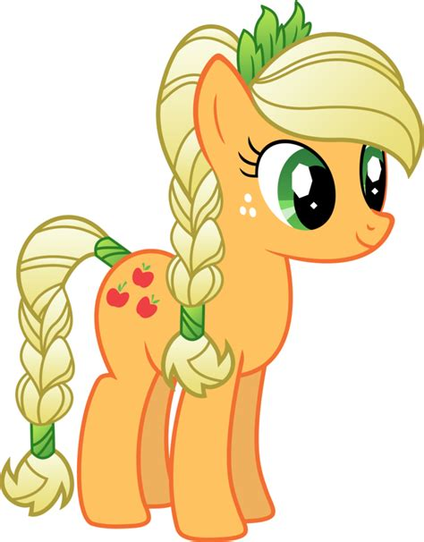apple jack my little pony i m on the commission list moggymawee