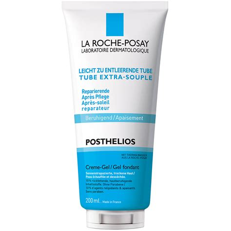 La Roche Posay Posthelios After Sun And Gel 40ml la roche posay posthelios after sun gel 40 ml posthelios