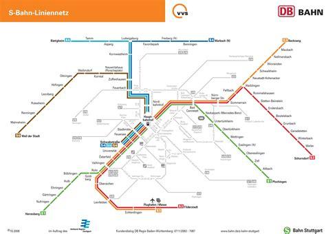 bahn map germany stuttgart germany travel guide