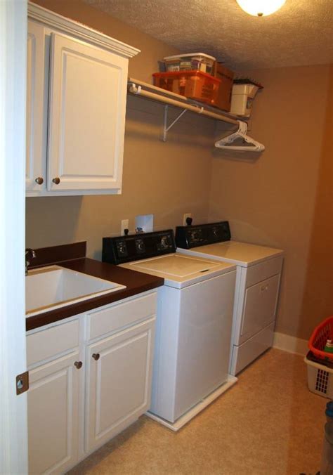 Best Home Decor Shopping Sites by Hometalk Laundry Room Makeover Laundry Room Before And After