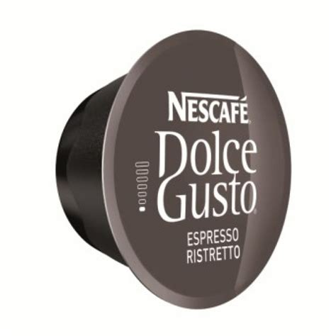 nescafe dolce gusto espresso ristretto nescafe dolce gusto espresso ristretto