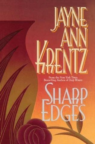 Novel Talents Jayne Krentz Harlequin sharp edges jayne krentz the bookwyrm s hoard