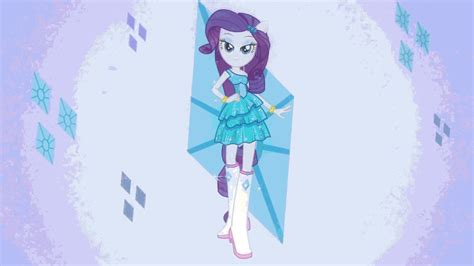my little pony as equestria girl rarity equestria girls rarity transformation by moonsparklex on