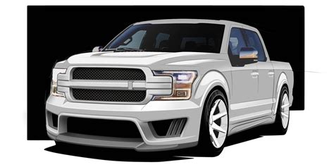 Ford F150 Saleen by Saleen Prepares F 150 Based 2018 Sport Truck Ford Authority