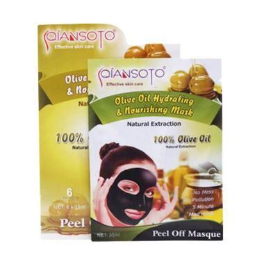 Jual Masker Wajah Qiansoto jual masker wajah terbaru harga menarik blibli