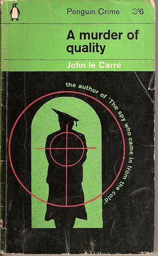 a murder of quality a murder of quality penguin book cover i have this packe flickr