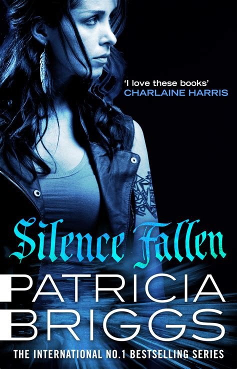 silence fallen a mercy thompson novel books cover launch silence fallen the new mercy thompson novel