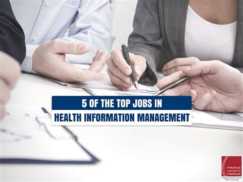 Mba In Healthcare Management Nc by 5 Of The Top In Health Information Management Him